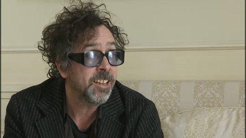 03. Tim Burton en interview