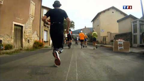 """Les 100 km de Millau côté """"100 bornards"""""""