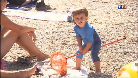 Les 1001 façons d'occuper ses enfants à la plage