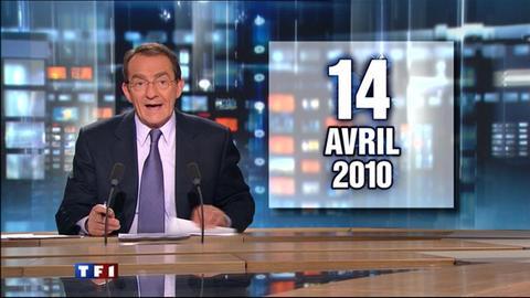Le 13 heures du 14 avril 2010