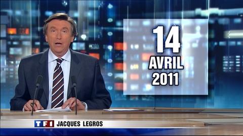 Le 13 heures du 14 avril 2011