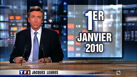 Le 13 heures du 1er janvier 2010