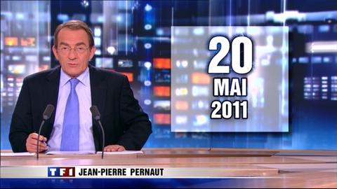 Le 13 heures du 20 mai 2011
