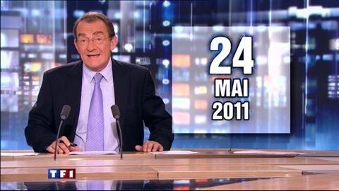 Le 13 heures du 24 mai 2011