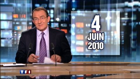 Le 13 heures du 4 juin  2010