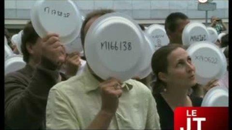 Les 1300 salariés de Merck Serono en colère (Genève)