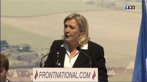 1er mai: Marine Le Pen ne donne pas de consignes de vote