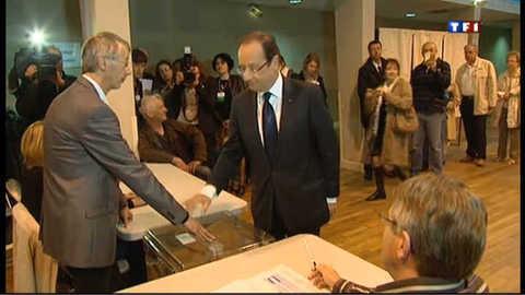 1er tour des législatives : les leaders politiques ont voté