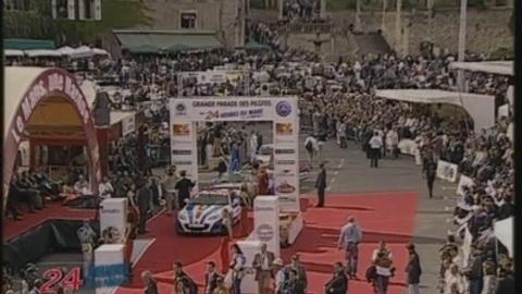 24 Heures du Mans: La grande parade des pilotes (1/2)
