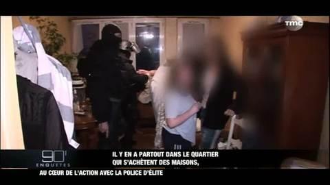 90' Enquêtes : Au coeur de l'action avec la police d'élite