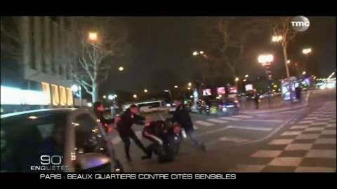 90'Enquêtes : Paris : la police des beaux quartiers