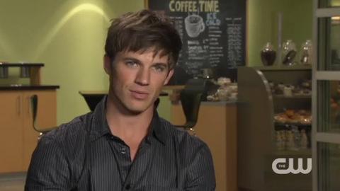 90210 - Interview de Matt Lanter (Liam) pour la saison 4