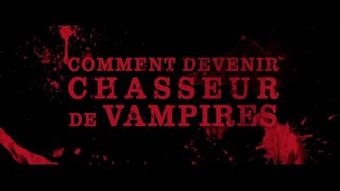 Abraham Lincoln : Chasseur de Vampires - Featurette Comment devenir Chasseur de Vampires VOST HD
