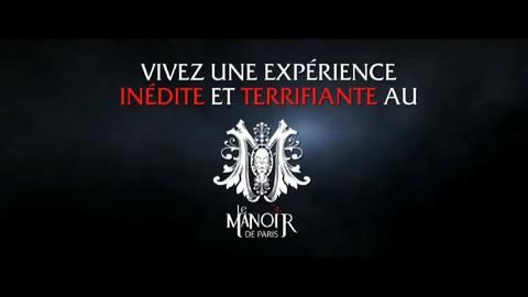 Abraham Lincoln : Chasseur de Vampires - Vidéo Inauguration du Manoir de Paris HD