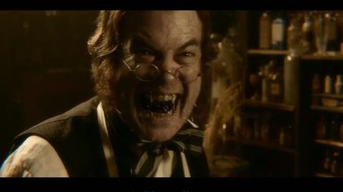 Abraham Lincoln : Chasseur de Vampires - Extrait Le Pharmacien VOST HD