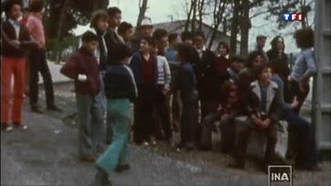 Accueil des Harkis en France : les camps de la honte
