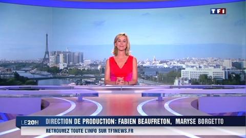Les adieux de Ferrari le 31 mai 2012 sur TF1