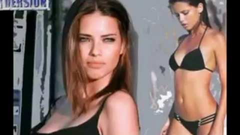 Adriana Lima - Unregistered best of