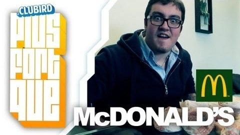 Adrien plus fort que McDonald's (EPIC MEAL TIME LIKE)