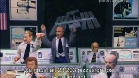 [adult swim] : Robot Chicken - Livraison de pizza