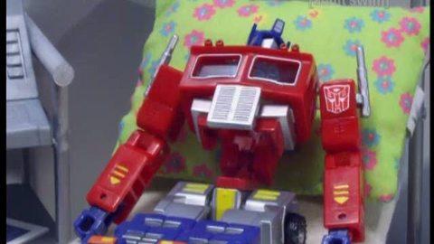 [adult swim] : Robot Chicken - Prostate Transformers