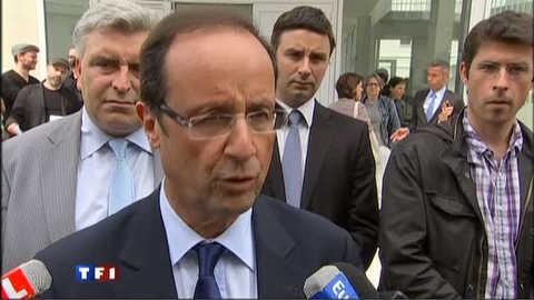 Affaire DSK : Hollande nouveau favori à la primaire PS