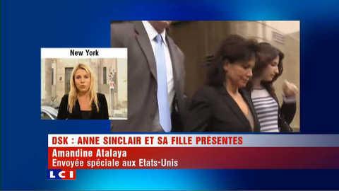 Affaire DSK: le rôle crucial joué par Anne Sinclair