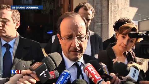 Affaire Karachi  : Hollande promet la levée du secret défense des documents