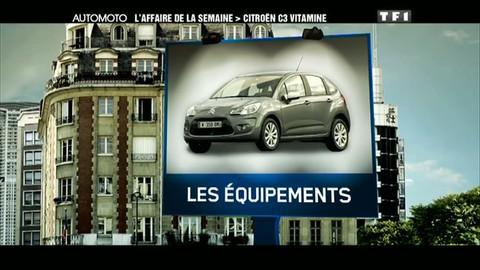 L'Affaire de la Semaine : Citroën C3 Vitamine à 8.990 euros (21/08/2011)