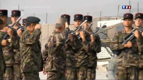 Afghanistan : l'armée française quitte Surobi