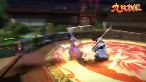Age of Wulin - Qinggong Combat Trailer