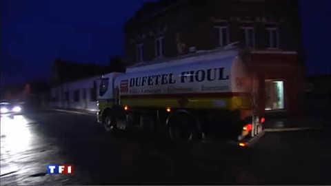 Agny : camions incessants et nuits courtes