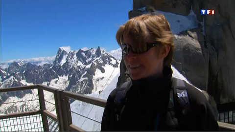 Aiguille du Midi : un téléphérique pour tutoyer les sommets