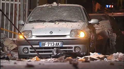 Ajaccio : une explosion fait un blessé grave