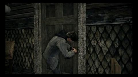 Alan Wake (Installation Laborieuse dans le Chalet) - Extrait