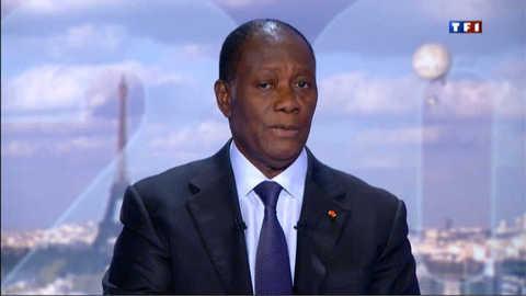 "Alassane Ouattara : ""Le procès de Gbagbo sera transparent"""