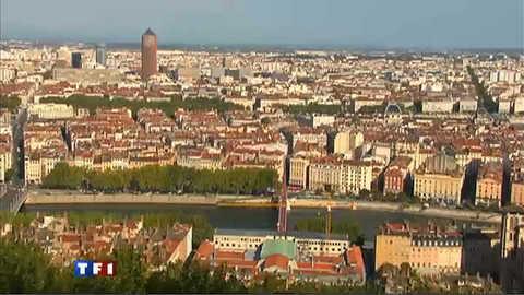 Alerte canicule : l'air est irrespirable à Lyon