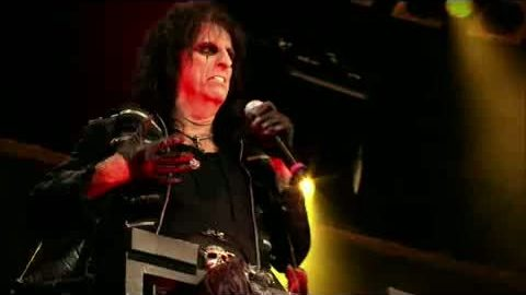 Alice Cooper - I'll Bite Your Face Off (2012)