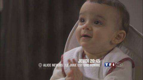 Alice Nevers : le juge est une femme - JEUDI 3 FÉVRIER 2011 20:45