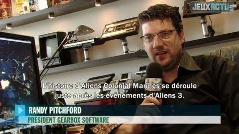 Aliens Colonial Marines : reportage exclu Jeuxactu chez Gearbox !