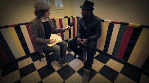 Aloe Blacc en interview pour PUREchannel VO