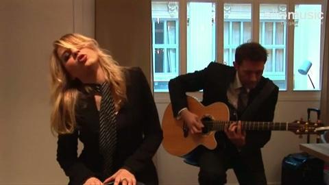 """Amandine Bourgeois - """"Sans Amour, mon Amour"""""""