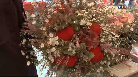 Amarantes et bruyères, fleurs tendance de l'automne