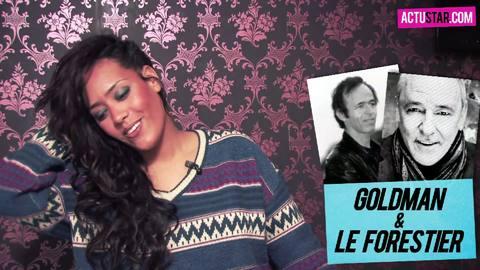 Amel Bent - interview