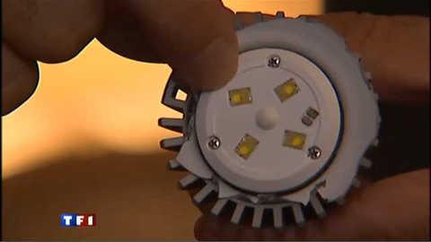 Les ampoules basses consommations, un danger pour l'oeil ?