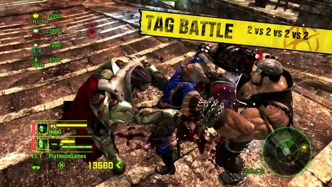 Anarchy Reigns - Launch Trailer JP - PS3 Xbox360.mp4