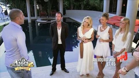 Les anges de la télé réalité reçoivent Pamela Anderson.