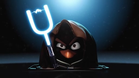 Angry Birds Star Wars : Trailer #1