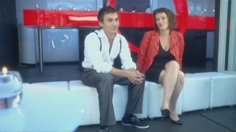 Anne Roumanoff aime Sebastien GIRAY