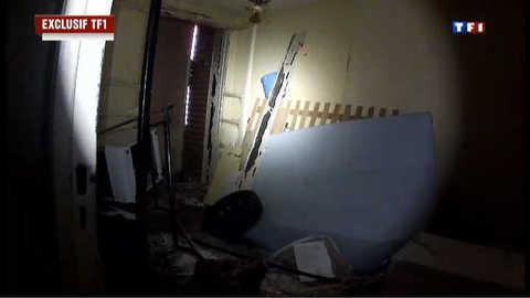 L'appartement de Merah dévasté témoigne de la violence de l'assaut
